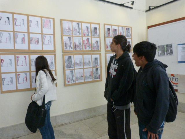 """Exposición """"Manos Apropiadas"""""""