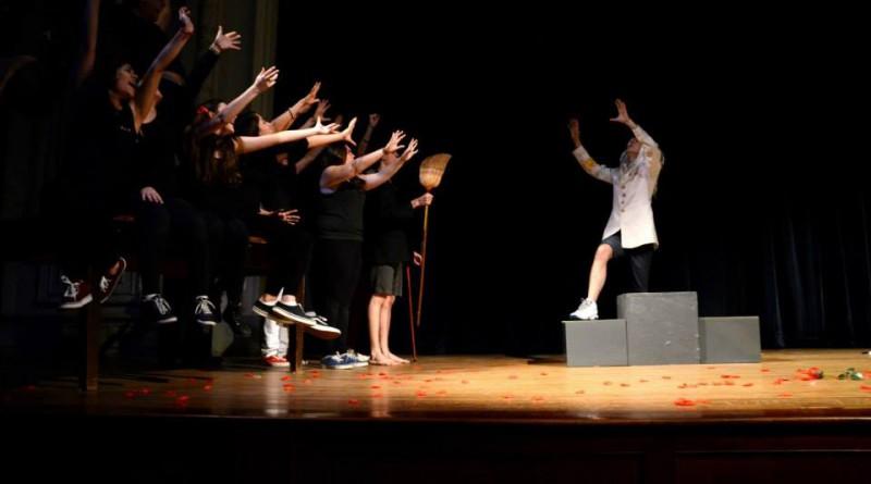 Convocatoria para el Taller de Teatro del Colegio Nacional