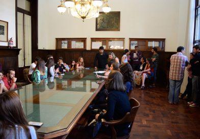 Acuerdo de Convivencia entre estudiantes del Colegio Nacional y el Liceo Víctor Mercante