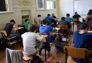 Mesas de examen del turno agosto