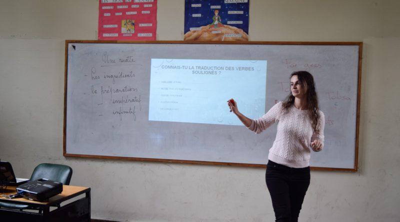 Programa de Asistente de Lengua Francesa