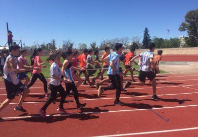 El torneo de atletismo celebró su 12º Edición