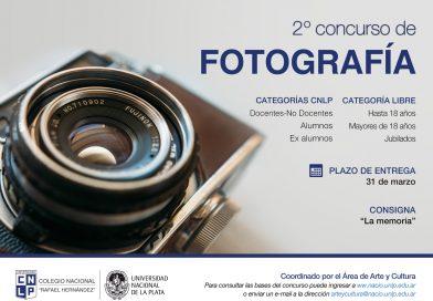 Se extiende el plazo de entrega del 2º Concurso de Fotografía