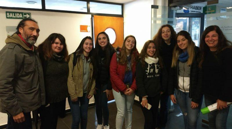 Estudiantes chilenos participaron de la materia Accesibilidad, discapacidad y Derechos Humanos