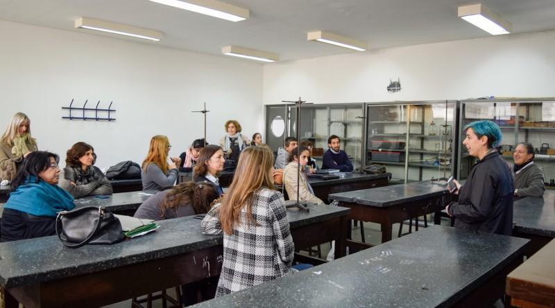 Uso del celular en el aula