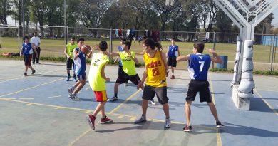 Encuentro deportivo de colegios preuniversitarios