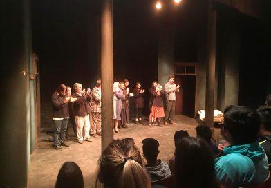 El Taller de Teatro de la UNLP le abre el telón al Colegio
