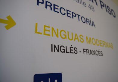 El Depto. de Lenguas Modernas se traslada al Entrepiso
