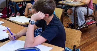Mesas de examen turno agosto