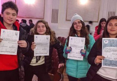 Estudiantes representaron al Colegio en la Olimpíada Matemática Ñandú