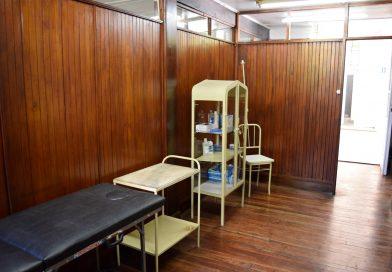 Recuperación de la Sala de primeros auxilios del Colegio
