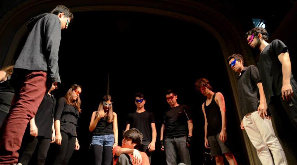 """Taller de Teatro del Colegio Nacional """"Rafael Hernández"""""""