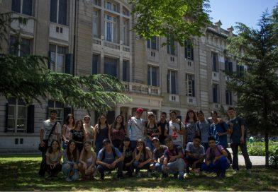 La Escuela Nº 89 de San Carlos visitó el Colegio