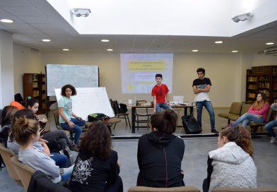 Amnistía Internacional brindó talleres de ESI para estudiantes