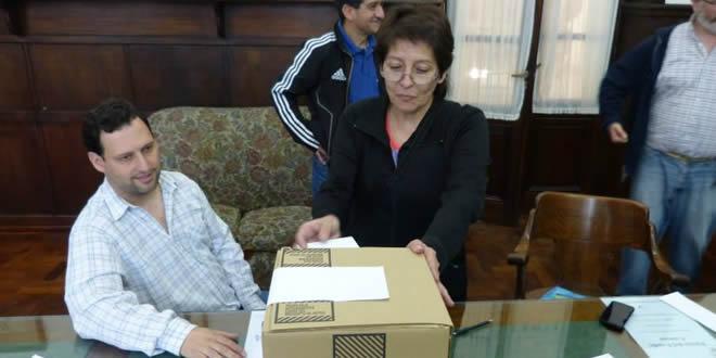 Elecciones ATULP