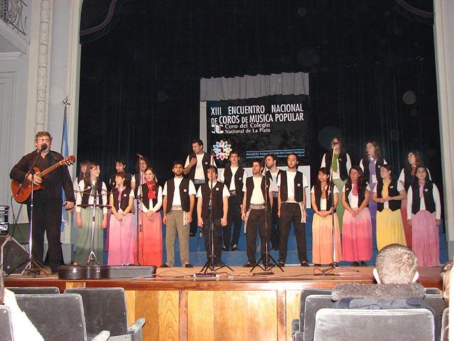 En el XIII Encuentro (2006)